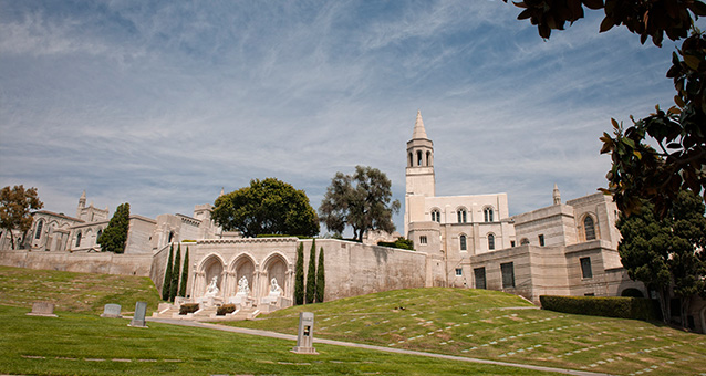 glendale forest lawn