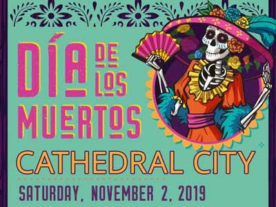 dia de los muertos cathedral city