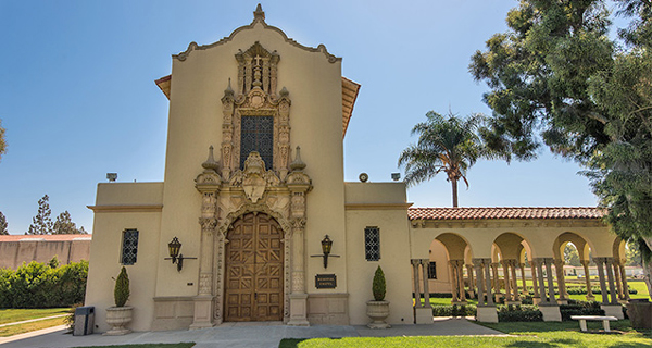 Forest Lawn Long Beach link