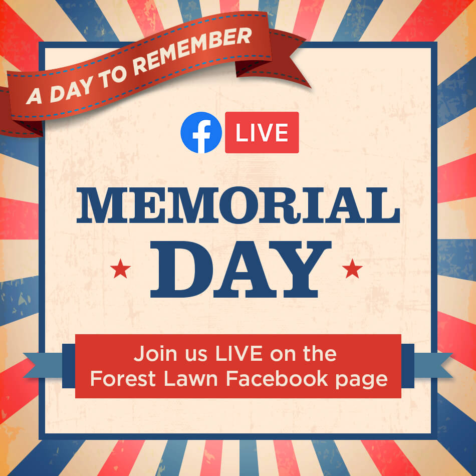Forest Lawn Memorial Day Event